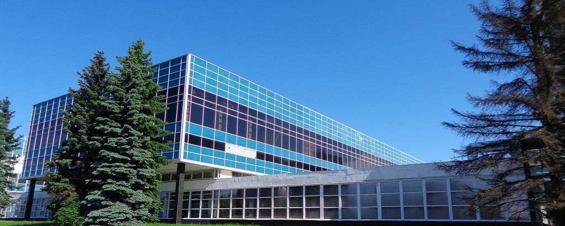 Обследование здания центральной научно-исследовательской лаборатории перед модернизацией